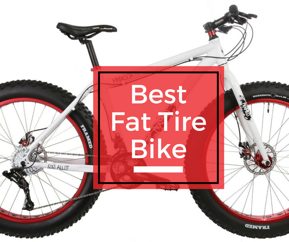 Best Fat Tire Bike: Our Picks - Biking Expert