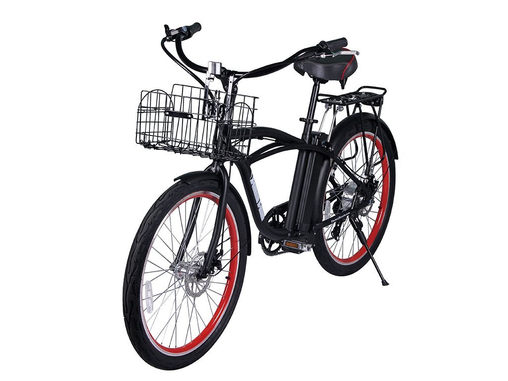 Newport Beach Cruiser Electric Bicycle