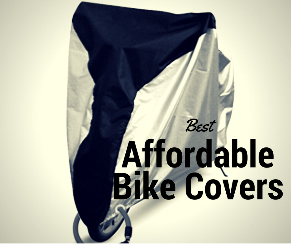 Best Affordable Bike Covers