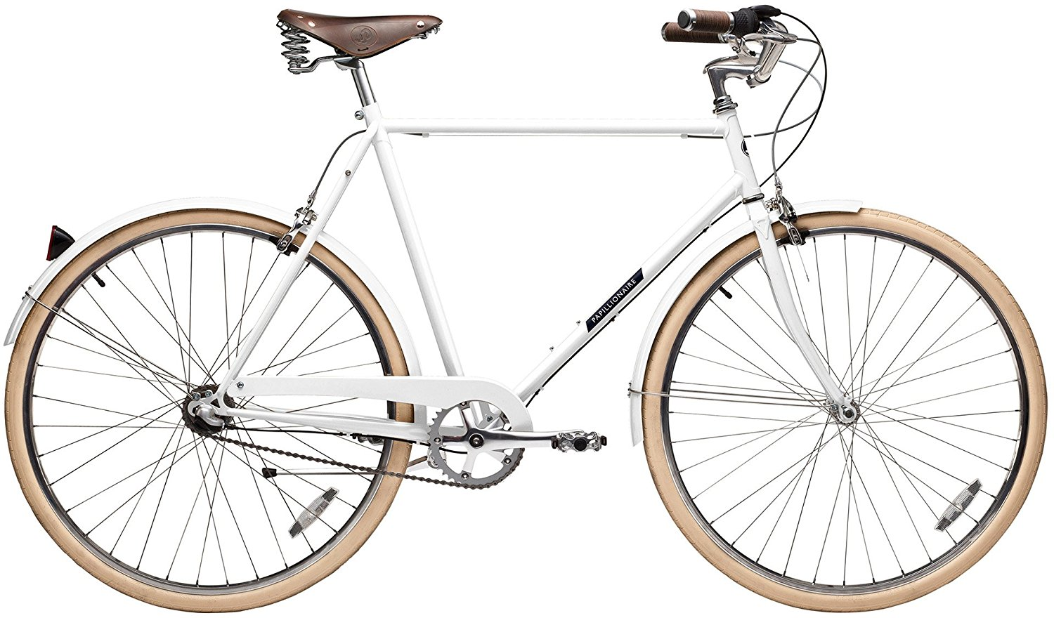 Papillionaire Classic 3 Speed Vintage City Bike
