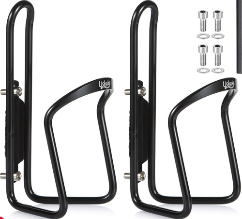 UShake Water Bottle Cages