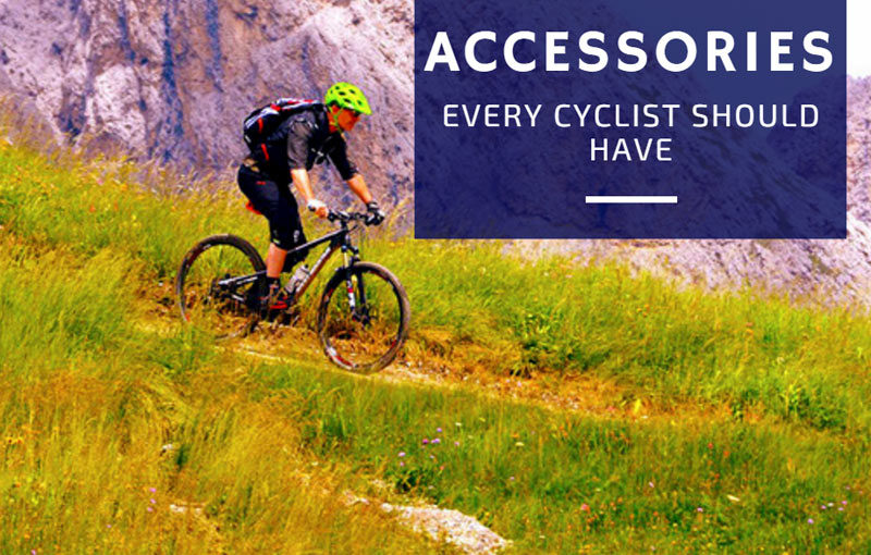 Essential Biking Accessories Every Cyclist Should Have