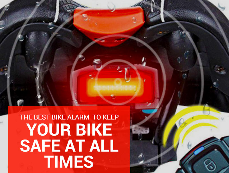 The Best Bike Alarm To Keep Your Bike Safe At All Times