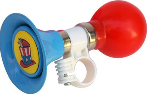 Children's Bike Bell Bicycle Metal Air Horn