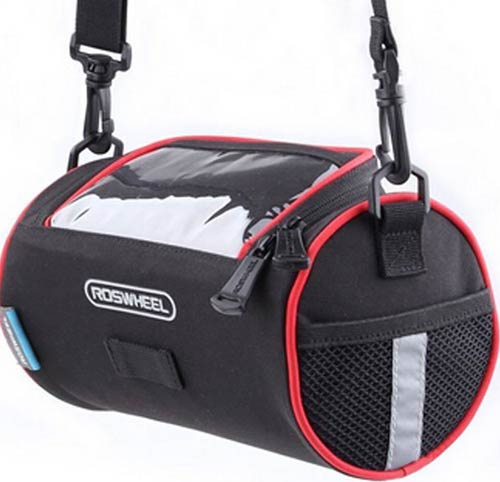 Bicycle Waterproof Cycling Front Frame Tube Handlebar Bag