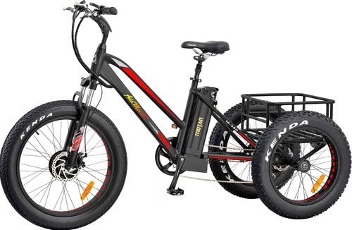 Addmotor MOTAN M-350 Electric Tricycle 24 Inch