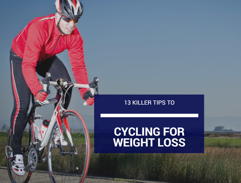 13 Killer Tips To Cycling For Weight Loss